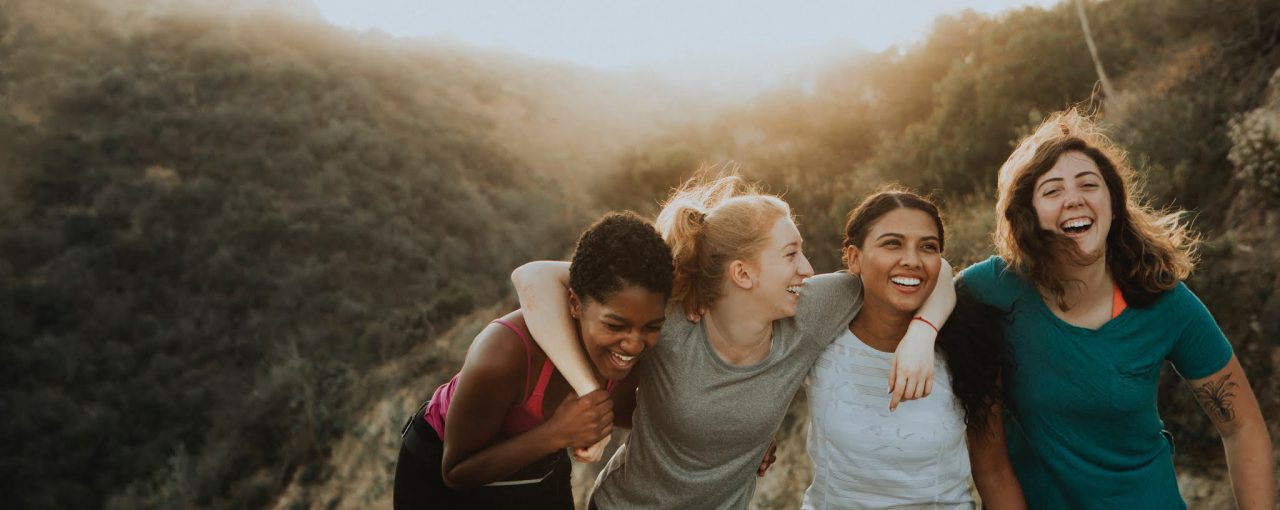 Reírse puede reducir su estrés.